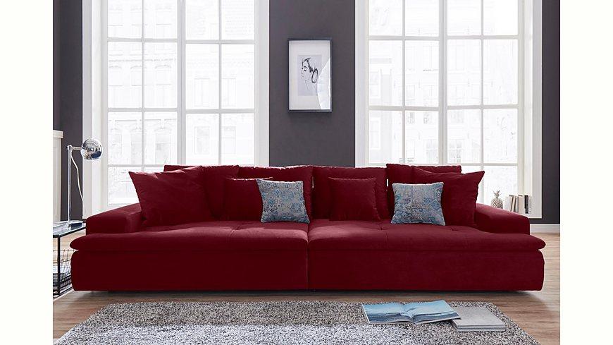 Big-Sofa, wahlweise mit RGB-LED