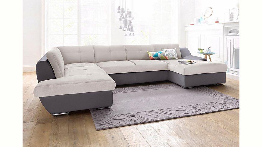 Cotta Wohnlandschaft Wahlweise Mit Bettfunktion Möbel24 Couch24