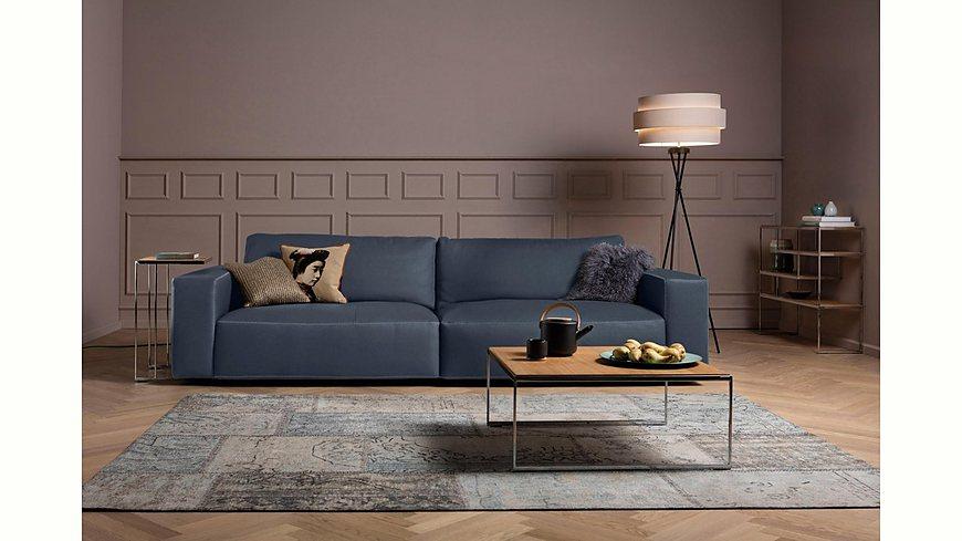GALLERY M Big-Sofa 2,5-Sitzer »Lucia« in vielen Qualitäten und 4 unterschiedlichen Nähten