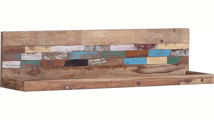 Gutmann Factory Wandboard »Patchwork« aus massivem Sheesham Holz