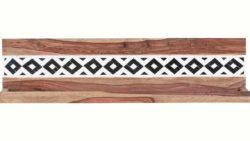 Gutmann Factory Wandboard »Safari« aus Sheesham Massivholz