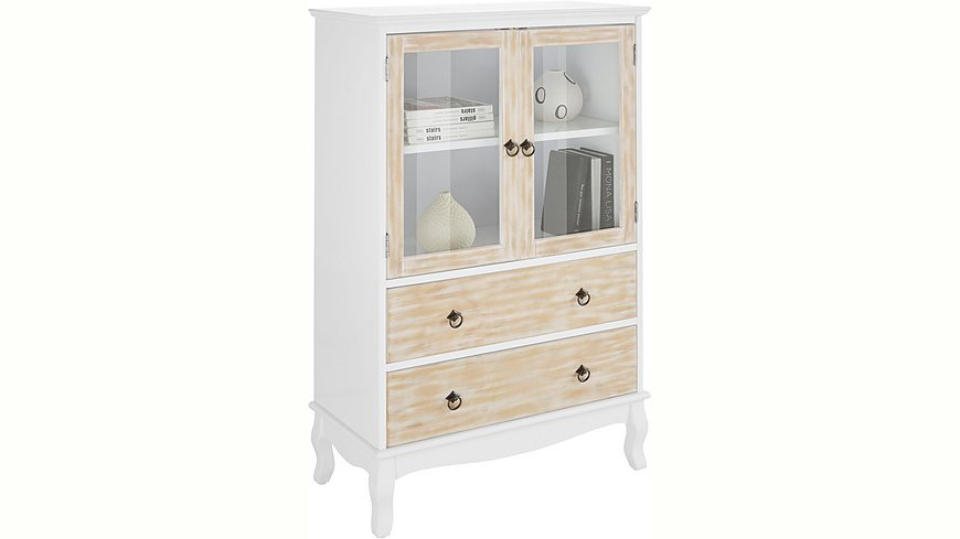Home affaire Highboard »Antique«, Höhe 121 cm
