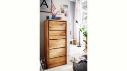 Home affaire Kommode »Zetra« aus Massivholz, alle Schubladen mit Soft-Close-Funktion, Breite 47 cm