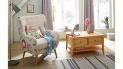 Home affaire Ohrensessel »Missouri«, in zwei verschiedenen Farben, mit toller Sitzpolsterung, Sitzhöhe 48 cm
