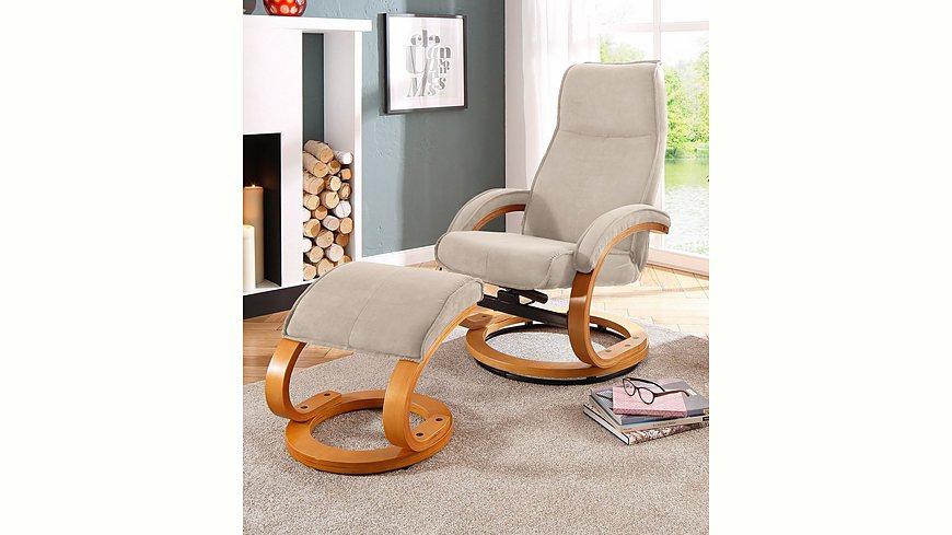 Home affaire Relaxsessel & Hocker »Paris«