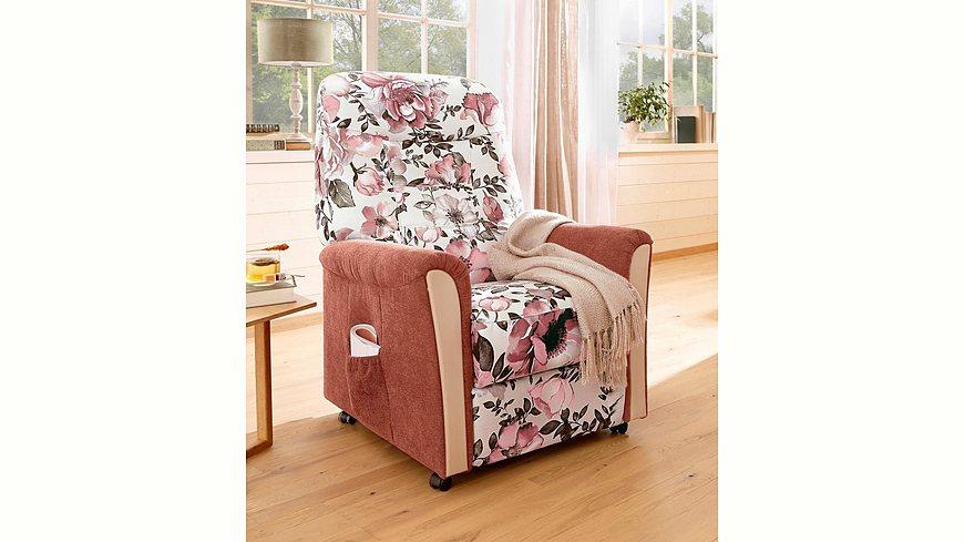 Home affaire TV-Sessel »Scope«, Holzchatosen, Federkern, mit und ohne Motor und Aufstehhilfe