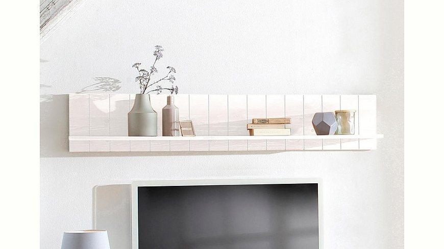 Home affaire Wandregal »Gizella« aus massiver Kiefer, 160 cm breit