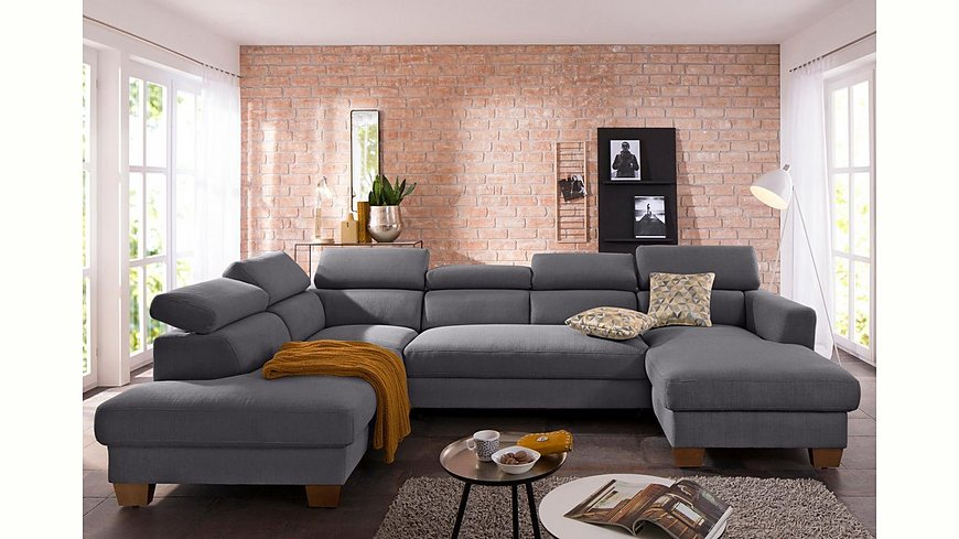 wohnlandschaft sofa ecksofa polsterprogramm eckgarnitur. Black Bedroom Furniture Sets. Home Design Ideas