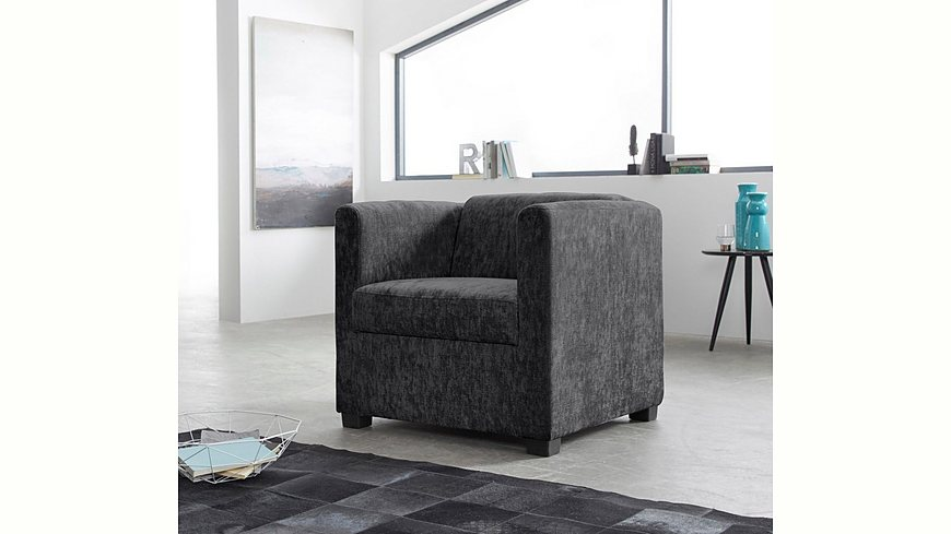 INOSIGN Sessel »Bob« in verschiedenen modernen Farben und Qualitäten