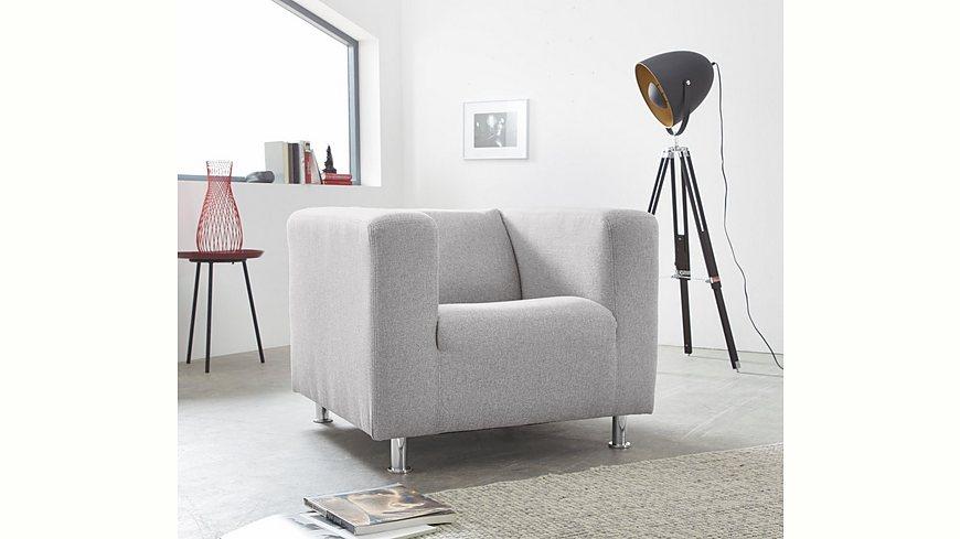 INOSIGN Sessel »Tuba« in moderner, kubischer Form