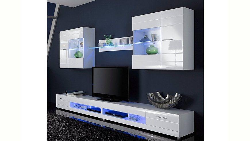 LED-Flexbandbeleuchtung, HLT, Energieeffizienz: A