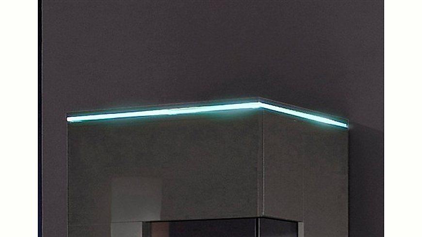 LED-Glaskantenbeleuchtung, hfh-solutions, Energieeffizienz: A+