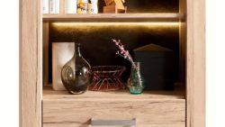 LED-Powerspot Holzbodenbeleuchtung »york« für die Typen 09 und 11., Energieeffizienz: A