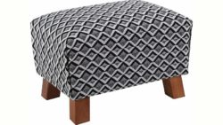 Max Winzer® Hocker »Footstool« ILLUSION