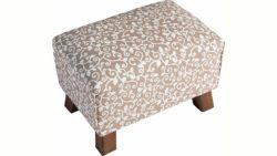 Max Winzer® Hocker »Footstool« mit Ornamenten