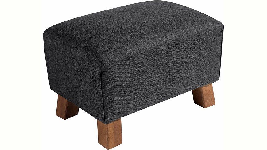 Max Winzer® Hocker »Footstool« unifarben