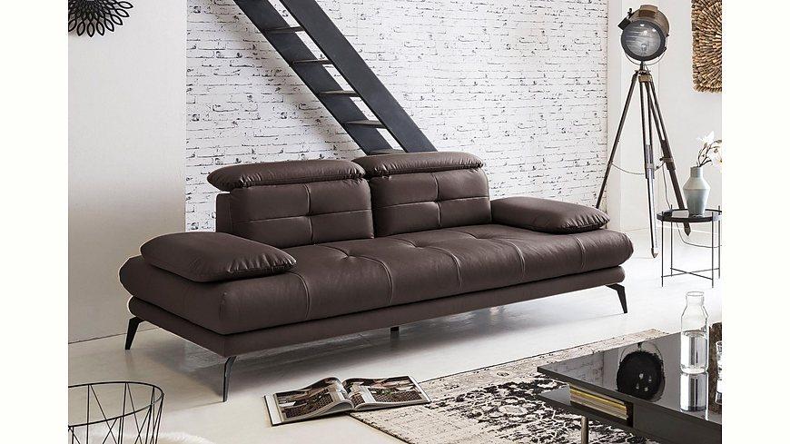 Places of Style 2-Sitzer »SUN« inklusive Rücken- und Armlehnenverstellung