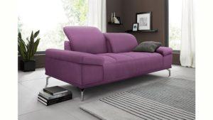 Places of Style 3-Sitzer »Caluna« mit Sitztiefen- und Kopfteilverstellung