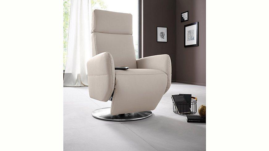 Places of Style Relaxsessel »Kobra« in Größe M, wahlweise mit Motor und Aufstehhilfe