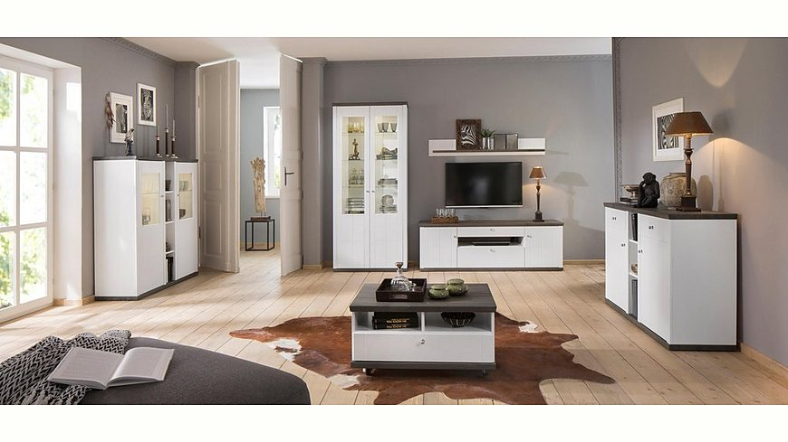 Premium Collection by Home affaire Sideboard »Delice« im Landhausstil, mit Soft-Close Funktion, Breite 132 cm