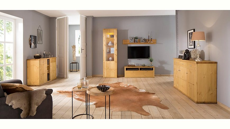 Premium Collection by Home affaire Sideboard »Delice« im Landhausstil, mit Soft-Close Funktion, Breite 149 cm