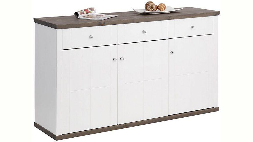 Premium Collection by Home affaire Sideboard »Delice« im Landhausstil, mit Soft-Close Funktion, Breite 149 cm