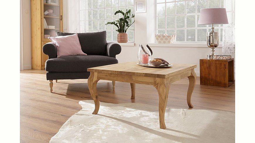 Premium by Home affaire, Couchtisch »Felix« mit klassischen Beinen, in zwei verschiedenen Größen