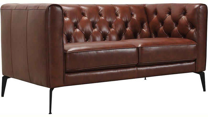 Premium collection by Home affaire 2-Sitzer »Namarda« im Chesterfield-Design
