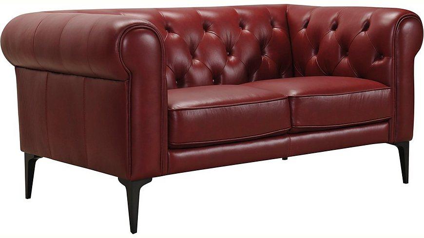 Premium collection by Home affaire 2-Sitzer »Tobol« mit klassischer Knopfheftung