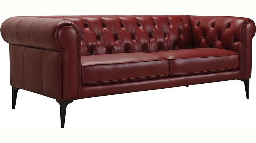 Premium collection by Home affaire 3-Sitzer »Tobol« im modernen Chesterfield Design