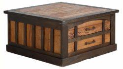 Premium collection by Home affaire Couchtischtruhe »Fortezza«, Breite 90 cm.
