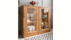 Premium collection by Home affaire Regalvitrine »Ecko«, Breite 92 cm