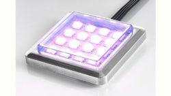 RGB-Unterbaubeleuchtung, HLT, Energieeffizienz: A