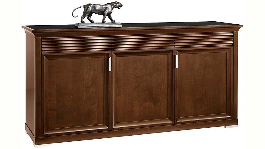 SELVA Sideboard »Luna« Modell 7231, mit dekorativen Fräsungen