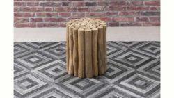 SIT Couchtisch »Romanteaka« recyceltes Teakholz, in drei Größen