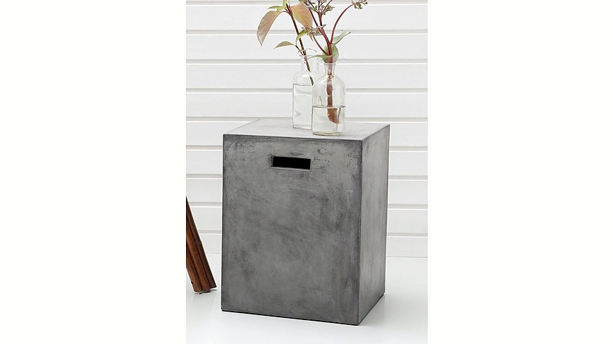 SIT Hocker »Cement«, 46 cm hoch