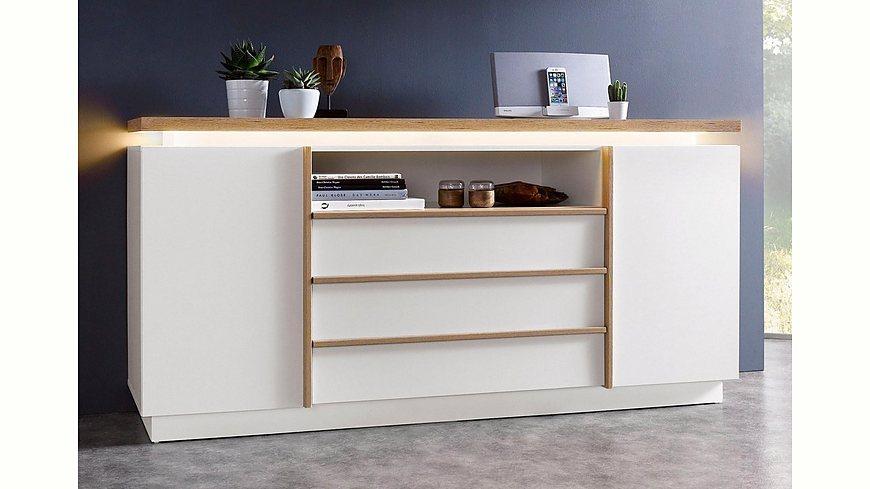Sideboard, Breite 187 cm