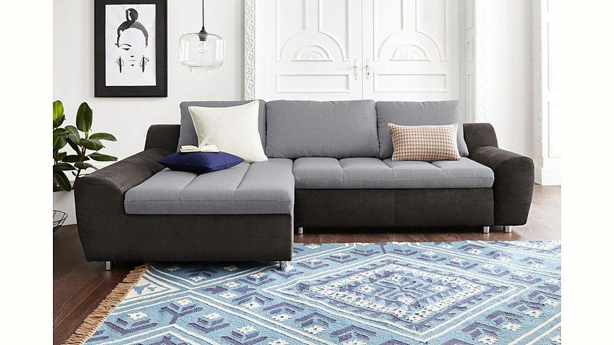Sit&More Polsterecke »Aurona«, wahlweise mit Bettfunktion und Bettkasten
