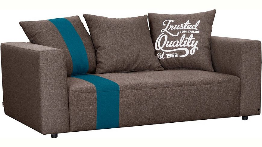 TOM TAILOR 2-Sitzer Sofa XS Stripe