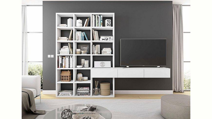 TV-Wohnwand-Kombination »TORO 660«