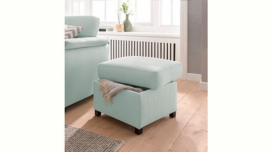 sit&more Hocker mit Stauraumfach