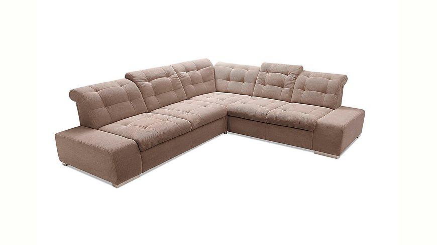 sit&more Polsterecke, auch mit Bettfunktion
