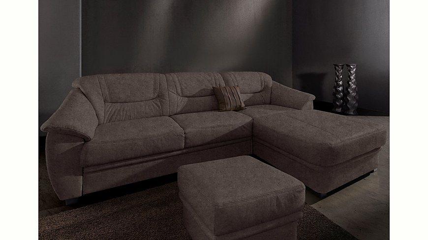 sit&more Polsterecke, wahlweise mit Bettfunktion