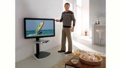 vogel´s® TV-Standfuß »EFF 8340«, drehbar, für 102-165 cm (40-65 Zoll) Fernseher, VESA 800x450