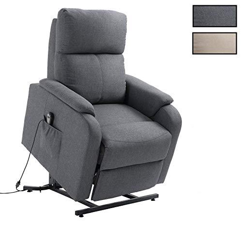 CARO-Möbel Fernsehsessel Retire Relaxsessel Ruhe TV Sessel mit elektrischer Liege- und Aufstehfunktion