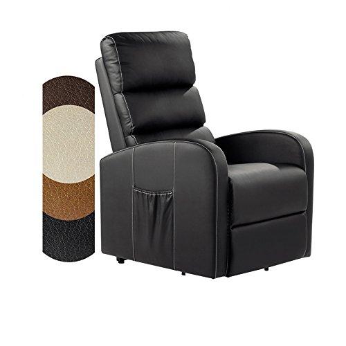 Sessel Massagegerät Total Relax – erhältlich in verschiedenen Farben Modern