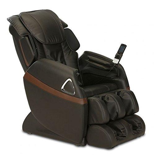 aktivshop Massagesessel Holiday Fernsehsessel Entspannungssessel Relaxsessel mit Shiatsu-Massage & Wärmefunktion