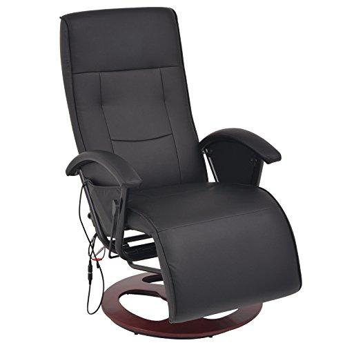 vidaXL Massagesessel Fernsehsessel Relaxsessel Massage+Heizung TV Sessel 1