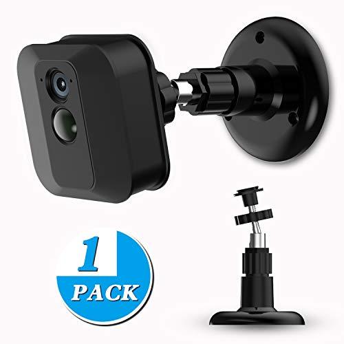 Blink XT Kamera-Wandhalterung, MASCARRY Plastik, 360 Grad verstellbar, für Blink XT Heim-Sicherheitskamerasystem, Schwarz