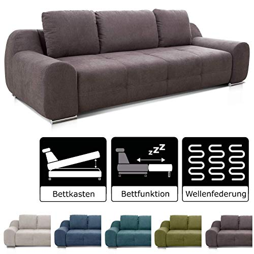 CAVADORE Big Sofa Benderes